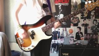 Blink 182 - Teenage Satellites Bass Cover