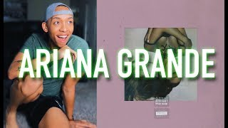 Ariana Grande - thank u, next (Album) | REACTION & REVIEW