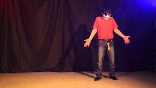Dance and sing Joker Edward Show