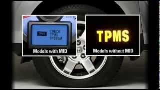 how to use the TPMS button in your honda accord - Free ...
