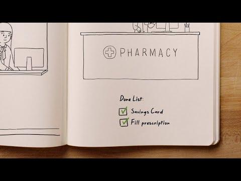 Filling my prescription