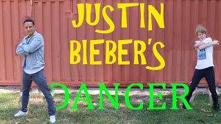 Dance Lesson w/ JUSTIN BIEBER