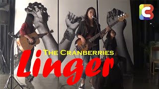 The Cranberries - Linger (Vocal And Bass Cover) @ Sisterhoodgigs 4th Anniv.