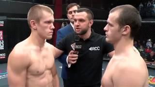 Дмитрий Степанов  vs  Константин Булыгин