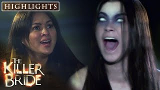 Alice (Lara Quigaman) mocks Camila's (Maja Salvador) spirit when she figures out that she has the upper hand. (With English Subtitles)  Subscribe to ABS-CBN Entertainment channel! - http://bit.ly/ABS-CBNEntertainment  Watch the full episodes of The Killer Bride on TFC.TV  http://bit.ly/TheKillerBride-TFCTV and on iWant for Philippine viewers, click:  http://bit.ly/TheKillerBride-iWant  Visit our official websites!  https://entertainment.abs-cbn.com/tv/shows/thekillerbride/main http://www.push.com.ph  Facebook: http://www.facebook.com/ABSCBNnetwork Twitter: https://twitter.com/ABSCBN  Instagram: http://instagram.com/abscbn  Episode 112 Cast: Maja Salvador (Camila, Alba) / Lara Quigaman (Alice)  #TheKillerBride #TheKillerBrideEpisode112 #TheKillerBrideKillerReturn