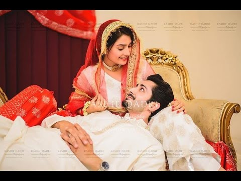 Ayeza Khan & Danish Taimoor Nikaah Highlights