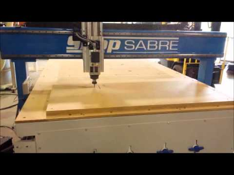 ShopSabre CNC IS Introduction Videovideo thumb