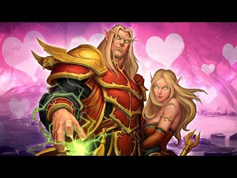 Top Ten Love Stories in World of Warcraft