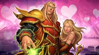 Top Ten Love Stories in World of Warcraft [Lore]