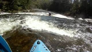 preview picture of video 'Wells River Creeking clinic 2012.mp4'
