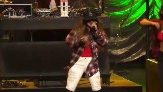 Becky G - Break A Sweat - At Rock The Red Kettle