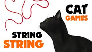 STRING STRING thing for all cats ★ CAT GAMES