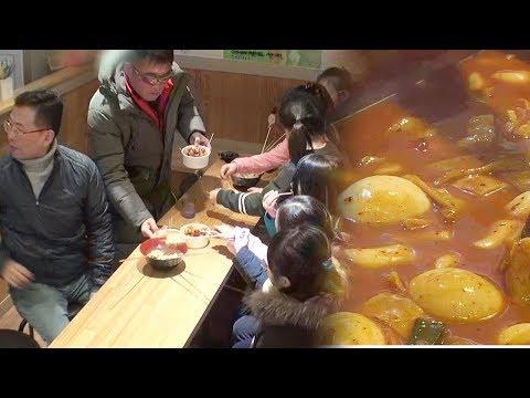 김건모, 초등학생 후배 떡볶이 사주는 진짜 초통령 '대선배 쉰건모' @미운 우리 새끼 69회 20180107