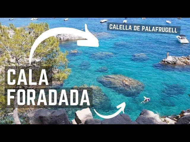 Cala Foradada, Calella de Palafrugell, Costa Brava, España