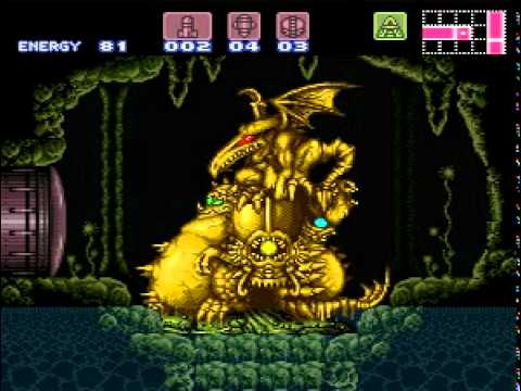 Super Metroid Completed In 12 Minutes!