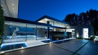 Stunning Contemporary Luxury Residence In Bel Air, CA, USA (by Paul McClean)