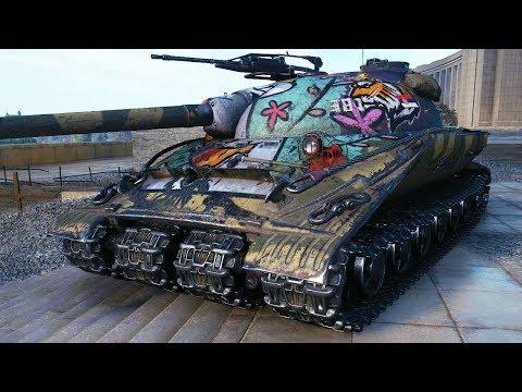 Object 279 (e) - BULLDOZER - World of Tanks Gameplay