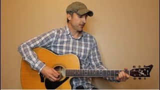 Beer Never Broke My Heart   Luke Combs   Guitar Lesson | Tutorial