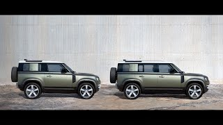 New Land Rover DEFENDER – An Icon Reimagined