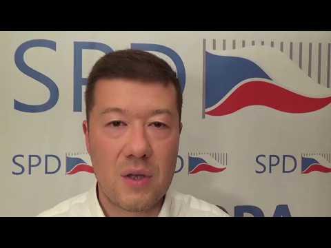 Tomio Okamura: Velmi špatný rozpočet