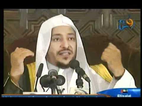 الشيخ سعد البريك ضوابط في النصيحة