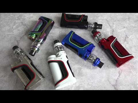 Электронная сигарета Eleaf iStick Pico S в комплекте с Ello Vate - видео 1