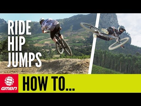 How To Ride Hip Jumps On Your Mountain Bike | MTB Skills