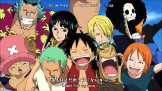 HD One Piece Opening 13  One Day English Fandub