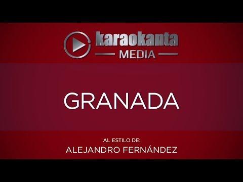 Granada Alejandro Fernandez