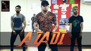 Azadi - Gully Boy | Ranveer Singh | Alia Bhatt | Devine | Dub Sharma| Siddhant | Dance Choreography