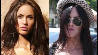 Megan Fox without makeup