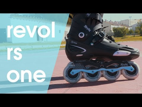 REVOL RS ONE URBAN INLINE SKATE // UNBOXING – SKATING – REVIEW