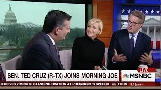 Sen. Cruz on MSNBC