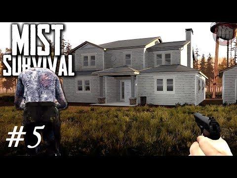 LeV | CZ&SK | Mist Survival | #5 | První návštěva, díky mlho! | 4K