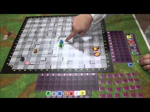 How to play Mutant Meeples!
