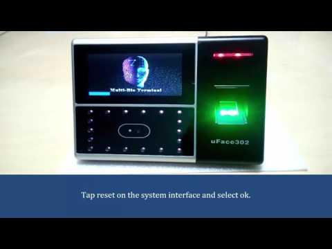 U Face 302 eSSL Face Based Attendance Management System