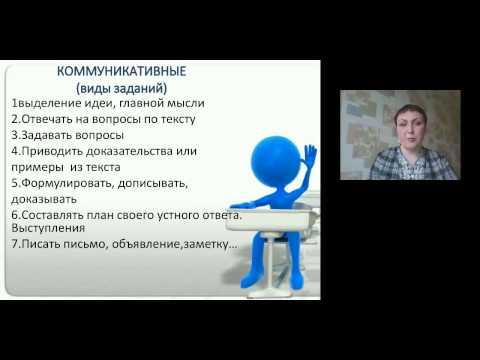 Диагностика результатов образования. Метапредметные результаты на уроках русского языка в начальной школе