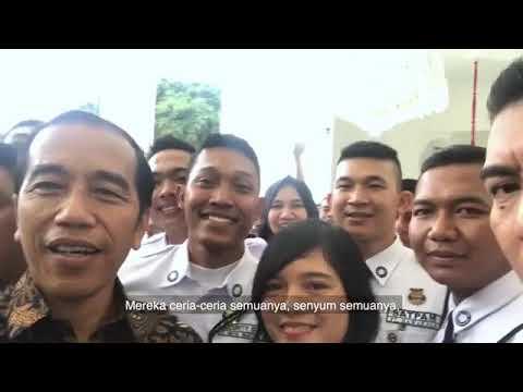 Vlog Jokowi