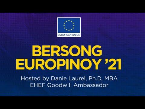BERSONG EUROPINOY 2021. VERSES VERSUS THE VIRUS.