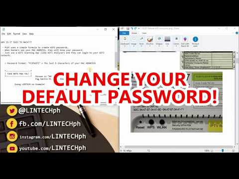 Download How To Change Your Pldt Home Fiber Router Wifi Password