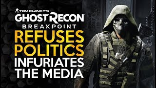 A Schism Between Gaming Media and Reality - Ubisoft Refuses Politics