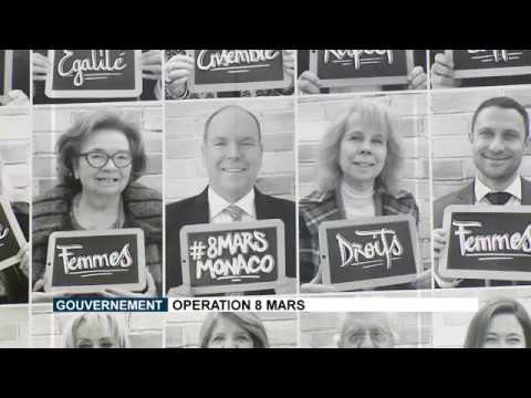 Government: International Women's Day campaign