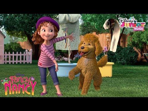 No Dog Like Frenchy Music Video   Fancy Nancy   Disney Junior