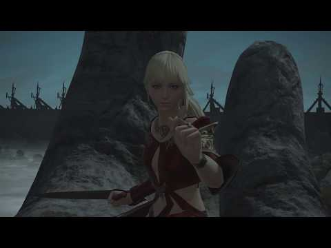 Final Fantasy XIV Main Story Quest: Lady in Red - смотреть