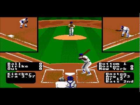 R.B.I. Baseball 3 NES