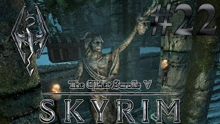 Skyrim with mods - Part 22 - Talking dog Barbas and deadric prince - Let's play a roleplay series