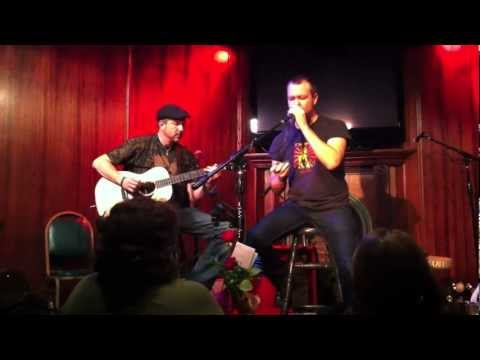Bring it on Home - Johnny Rossa / Chris Van Duyn (1/8/12 Live at the Lounge)