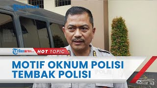 Motif Oknum Polisi Tembak Rekan Kerjanya di Lombok Timur Masih Jadi Teka-teki, Polres Terus Selidiki