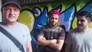 Tatwaffe  HipHop Jam Am 2409 2016 In Der Glashütte