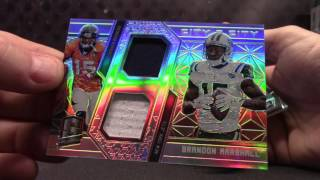 2016 Spectra & Leaf Greatest Hits Football 3 Box Serial #s GB